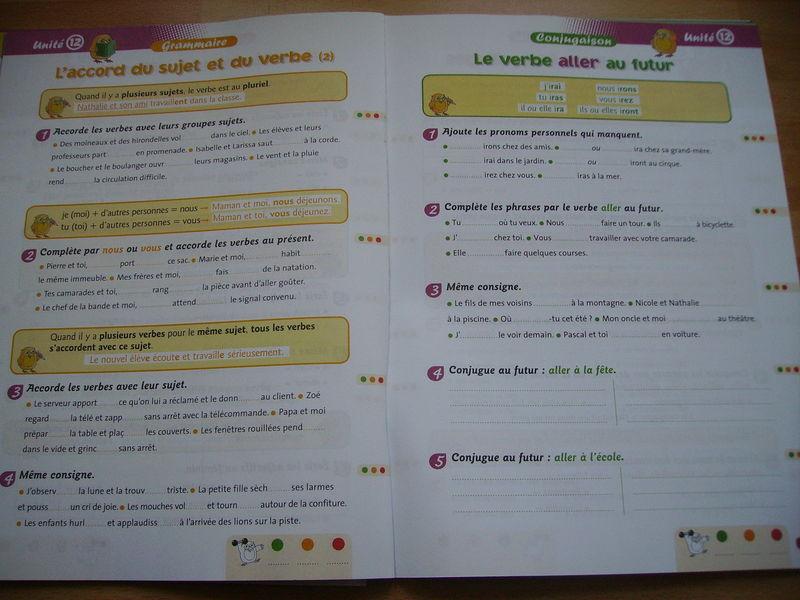 Exercices De Francais Cp Ce1 Clemence Cazenave Tapie