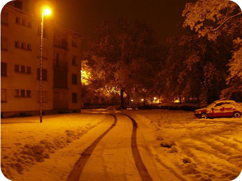 Quartier Drouot - Photo neige 7