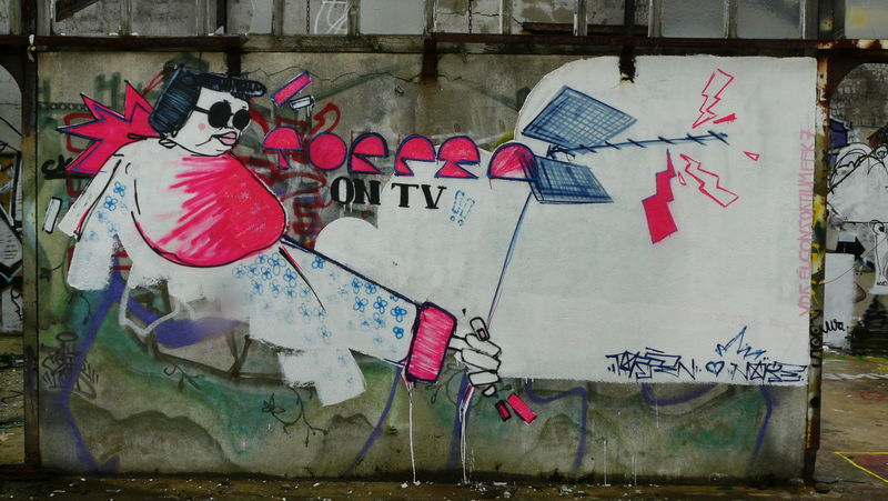 Torpen On TV