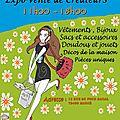 Expo vente à magné le 21 avril 2013