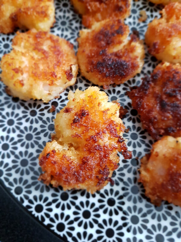 cathytutu tous en cuisine cyril lignac sea food escal crevettes 4
