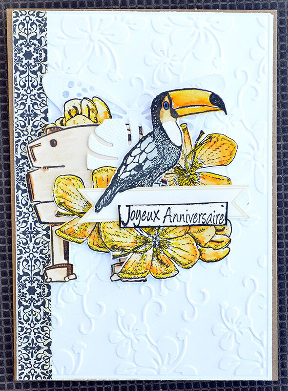 blogorel carte toucan loreeduscrap