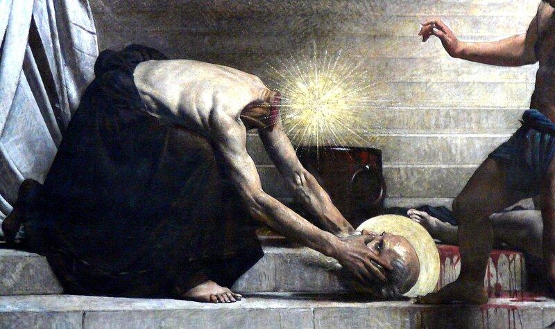 Céphalophores saint Denis 1