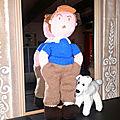 Tintin et milou de denise