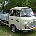 Barkas b1000 pick-up