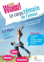 Forum Wahou Creteil 2017 - flyer rectoverso1
