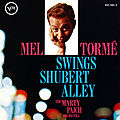 Mel Tormé and The Marty Paich Orchestra - 1960 - Swings Shubert Alley (Verve)