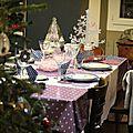 Noël en dentelle petite féérie