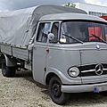Mercedes benz l 319.