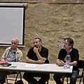 Gildas Bourdais, Thierry Gaulin et Richard D. Nolane