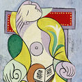 Major picasso portrait of his mistress and muse to lead sotheby's sale in february