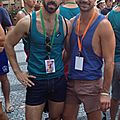 Mr gay europe 2013 - entretien et visite de prague