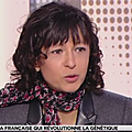 Emmanuelle charpentier - 28 minutes - arte