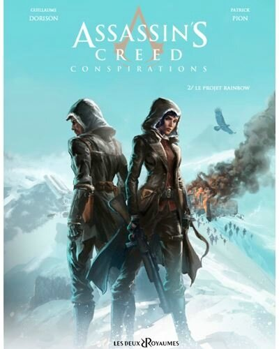 assassin's creed conspirations 02 le projet rainbow
