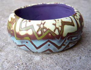 Bracelet_Textyl_vert_bleu