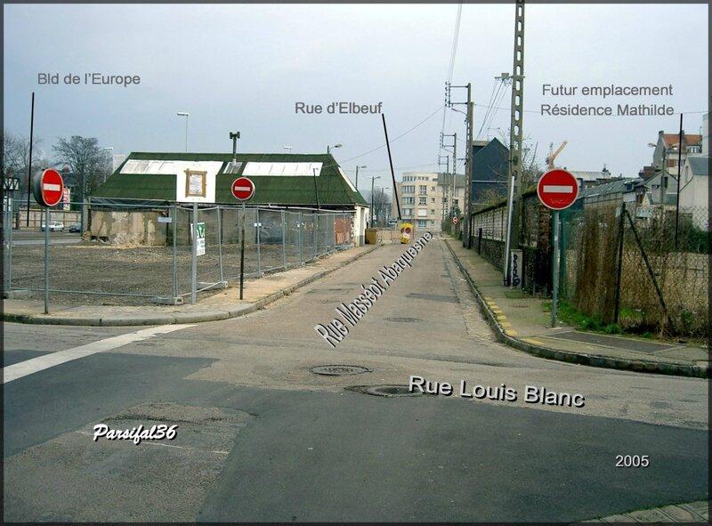 2005 - Louis Blanc