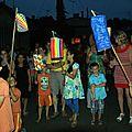 Retraite aux flambeaux 18 juillet 2014