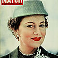 Paris match 9/04/1955
