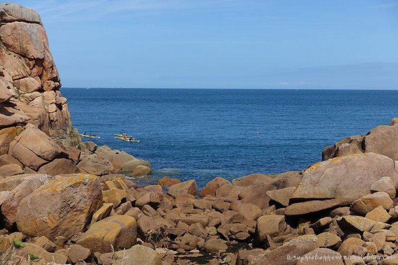 Ploumanac'h mer et rochers