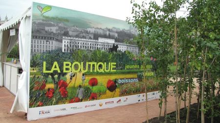 Bellecour Nature boutique