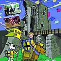 Champtocé-sur-loire, appel aux bénévoles au château de gilles de rais