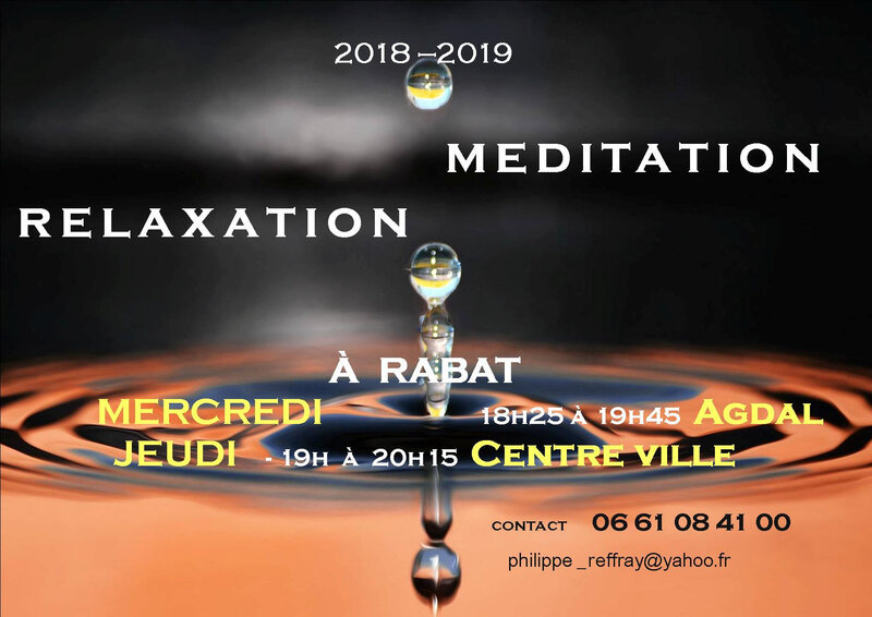 MeditRentree2018 octobre