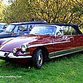Citroen DS 21 cabriolet Chapron Palm Beach (32 ex)(1964-1971)(30 ème Bourse d'échanges de Lipsheim) 01