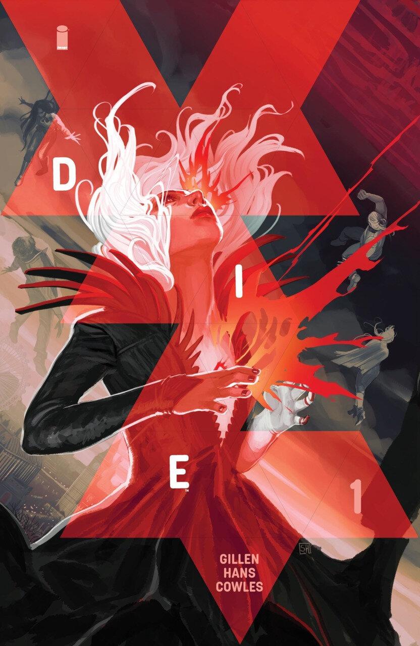 Image Comics Die by Kieron Gillen et Stephanie Hans