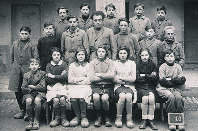 ORGELET 1943 Collège