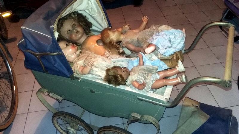 les poupées de Marie-France