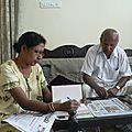 Chez Babu et Rajeela