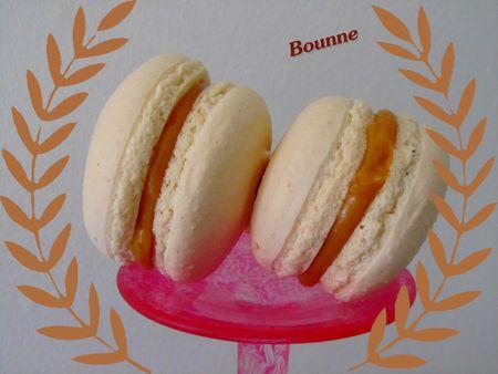 Macarons à la confiture de lait (2)