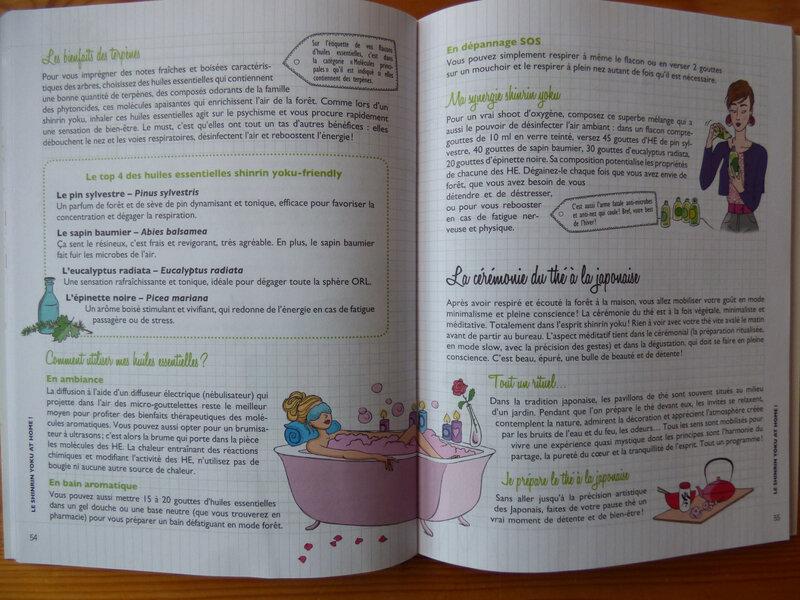 Mon cahier bain de forêt (2)