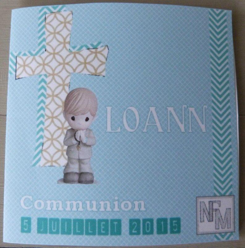 Carte Kdo Communion Loann (1)