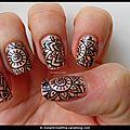 Tattoo nails # 29 nailstorming