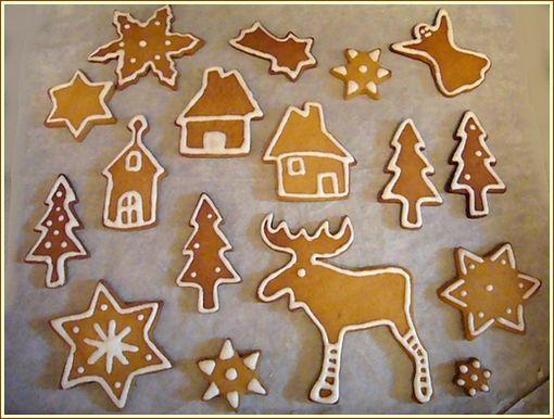 Biscuits Pains D Epice De Noel La Petite Patisserie D Iza