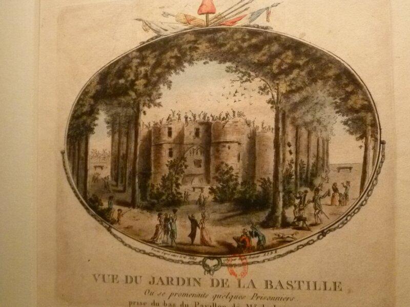La Bastille ou l'Enfer