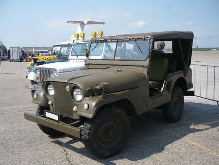 WILLYS Jeep M38A1 1958 Lahr (1)