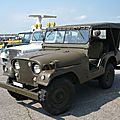 Willys jeep m38a1 1958