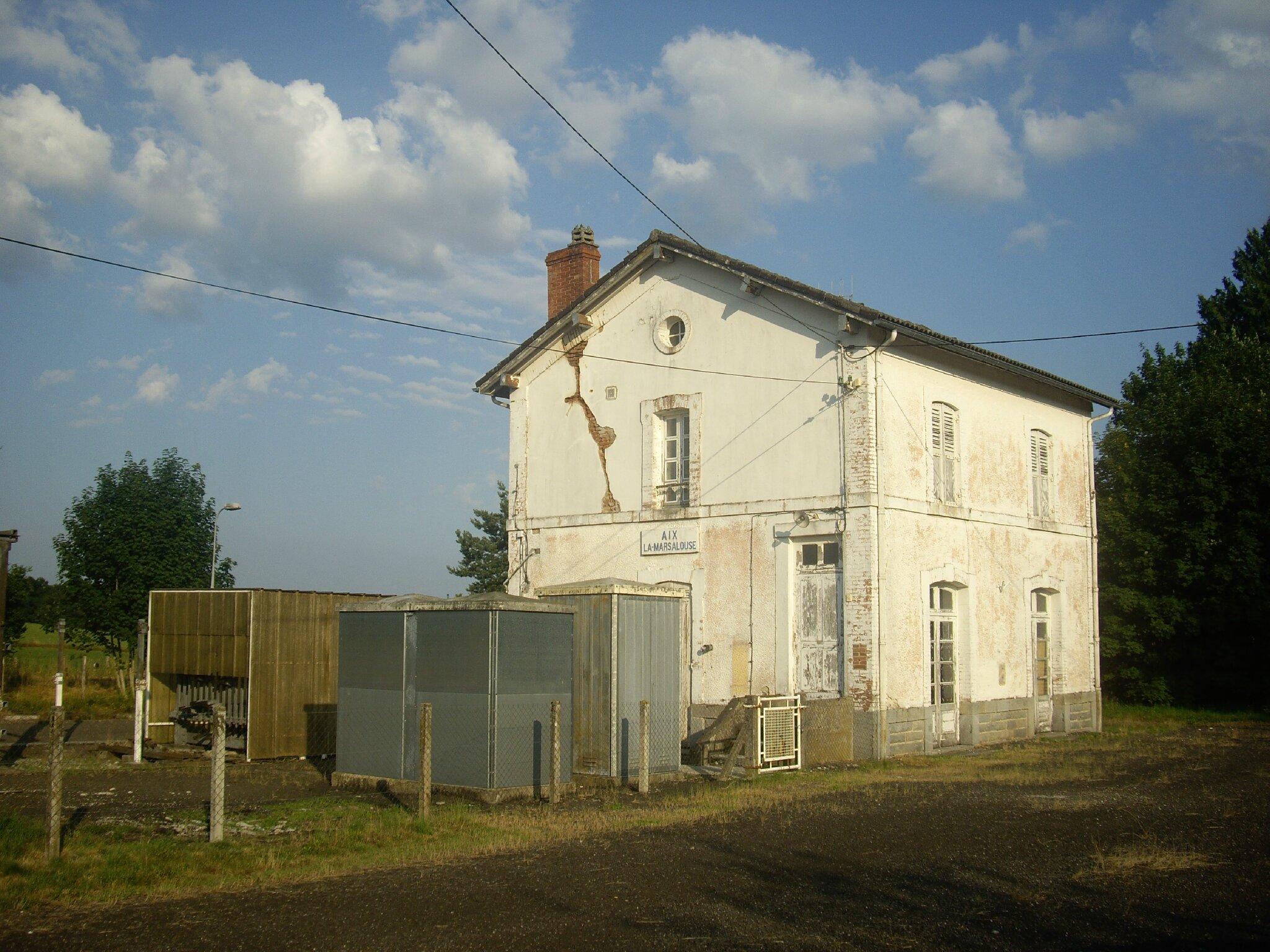 Aix La Marsalouse (Correze - 19)