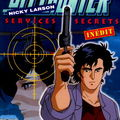 City hunter - sevices secrets