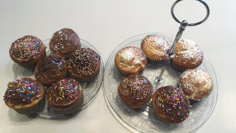 CUPCAKES POMME