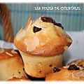 Mini-muffins à la pâte à tartiner ( thermomix ou pas )
