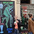 prague - glace a l absinthe - fee verte