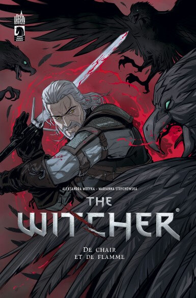 urban indies the witcher 02 de chair et de flamme