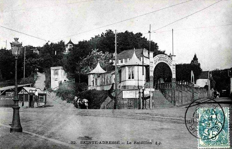 St Adresse Le raidillon