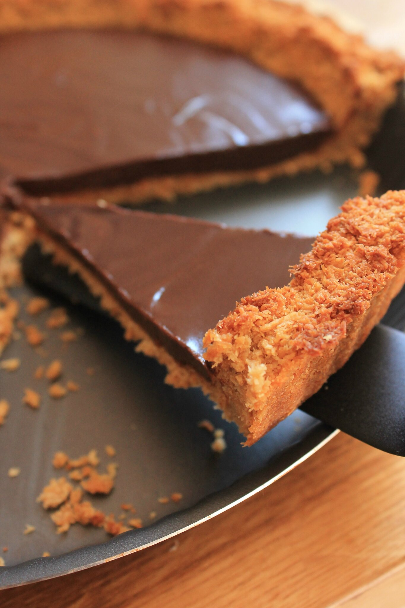 tarte chococo