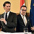 Pourquoi le nouveau gouvernement autrichien peut changer la donne en europe