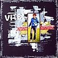 scrapaventure_challenge 7_fond noir ou kraft_gesso_un papier de couleur vive_22_03_13