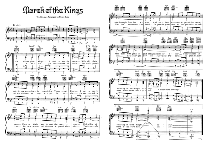 March of the Kings